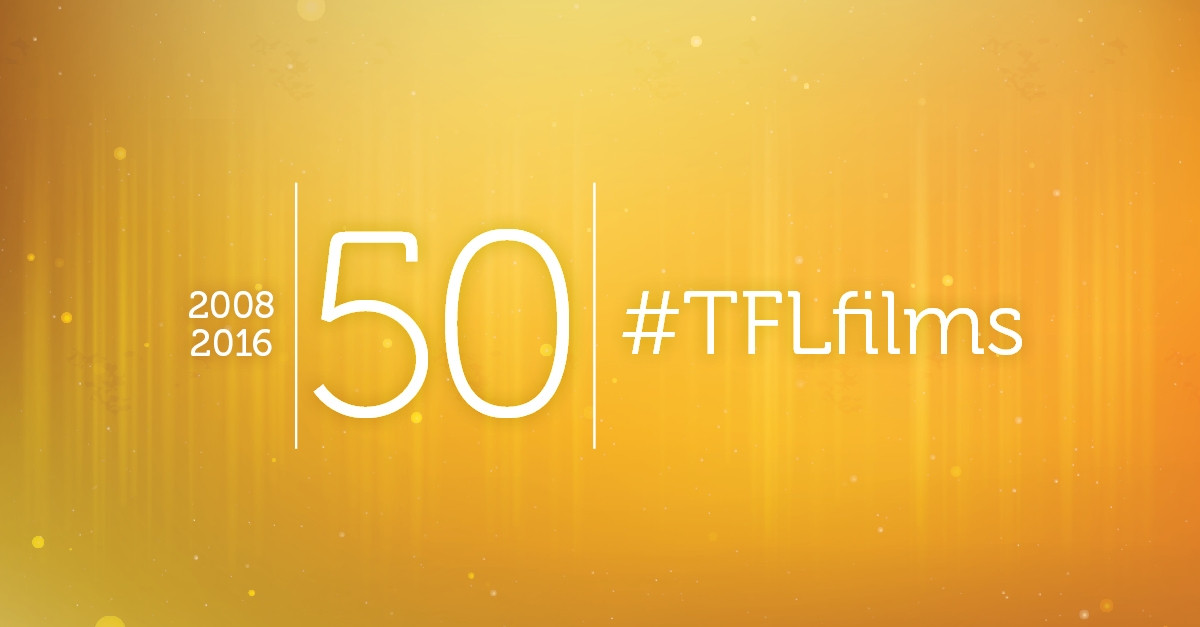 50 TFL films and counting
