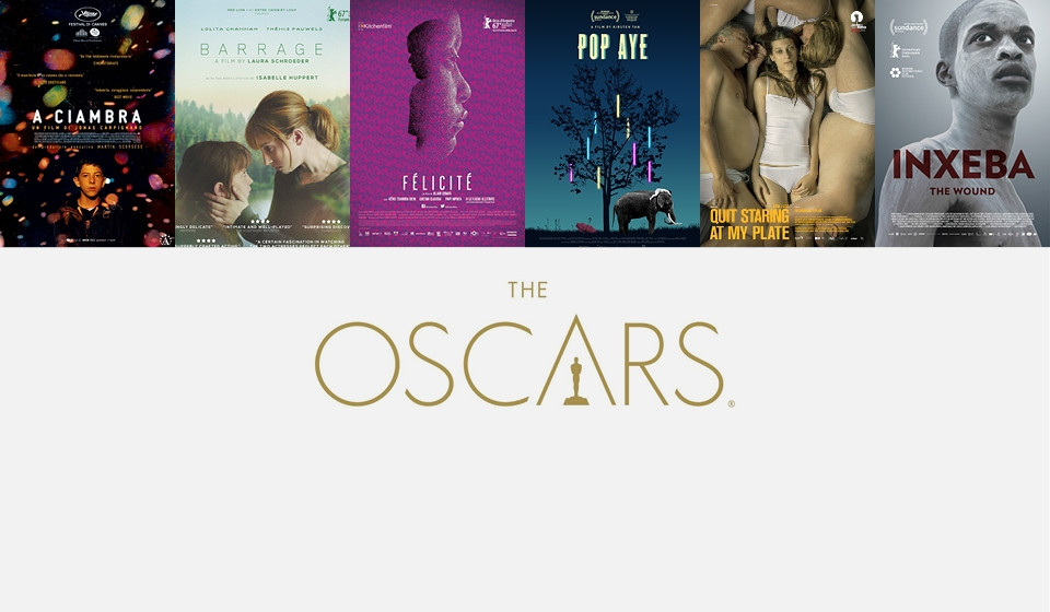 6 TorinoFilmLab-supported films in the Oscar race!