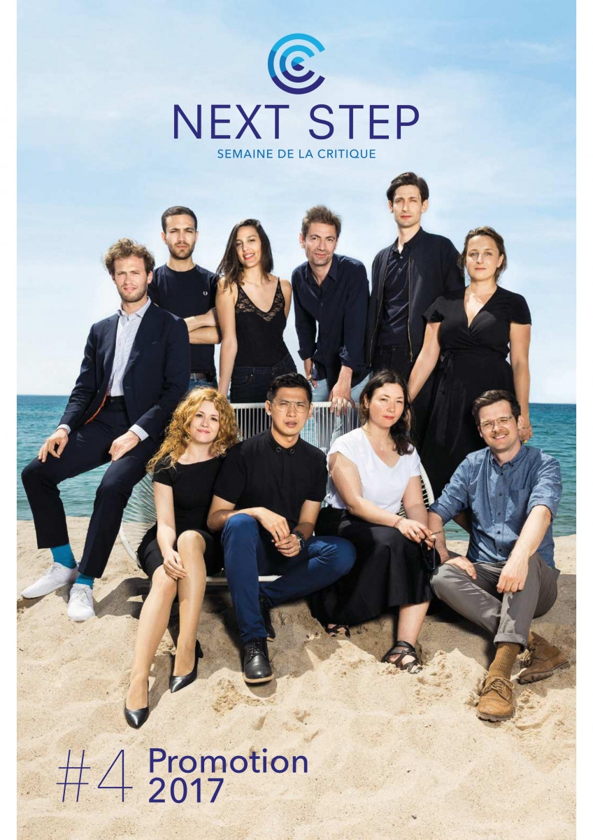 "4th edition of Cannes Critics' Week's ""Next Step"" kicks off in collaboration with TFL!"