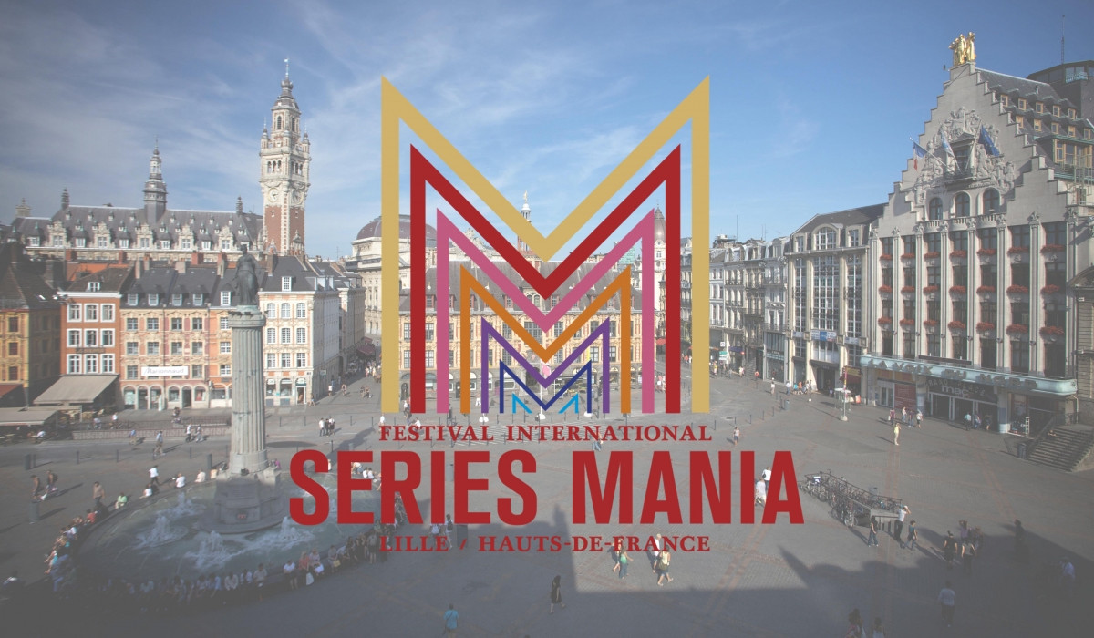 Discover the 9 original SeriesLab projects at Series Mania! Book of Projects now available on-line