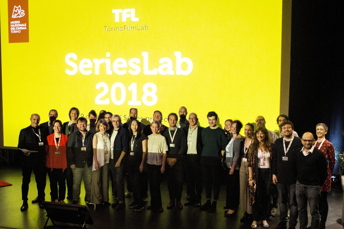 SeriesLab 2019: Series Mania Forum reveals the dates of the final pitching session!